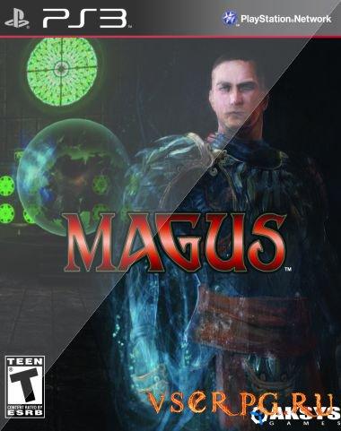 Постер игры Magus
