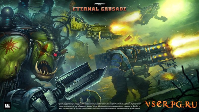 Warhammer 40 000 Eternal Crusade screen 2