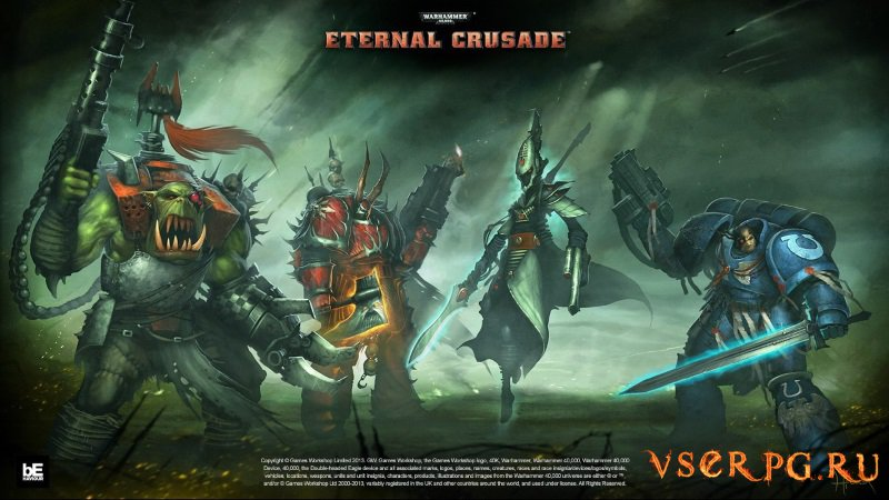 Warhammer 40 000 Eternal Crusade screen 3