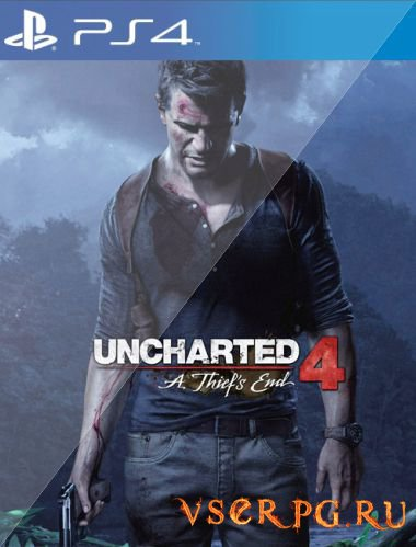 Постер игры Uncharted 4 A Thiefs End [PS4]