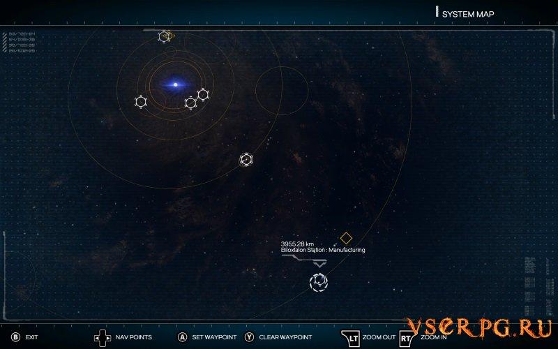 Rebel Galaxy screen 1