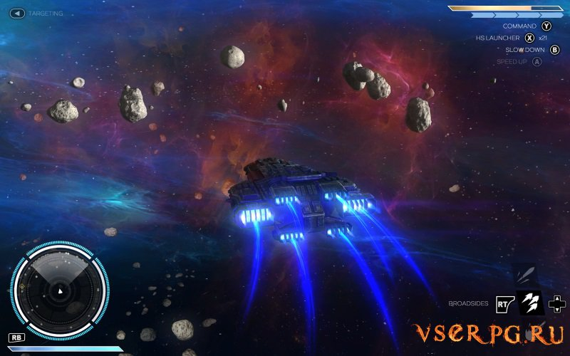 Rebel Galaxy screen 2