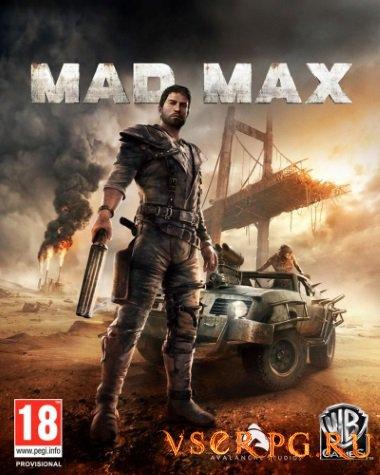Постер игры Mad Max PC