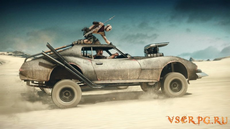 Mad Max [Xbox 360] screen 1