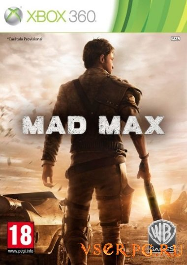 Постер Mad Max [Xbox 360]