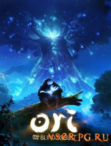 Постер игры Ori and The Blind Forest