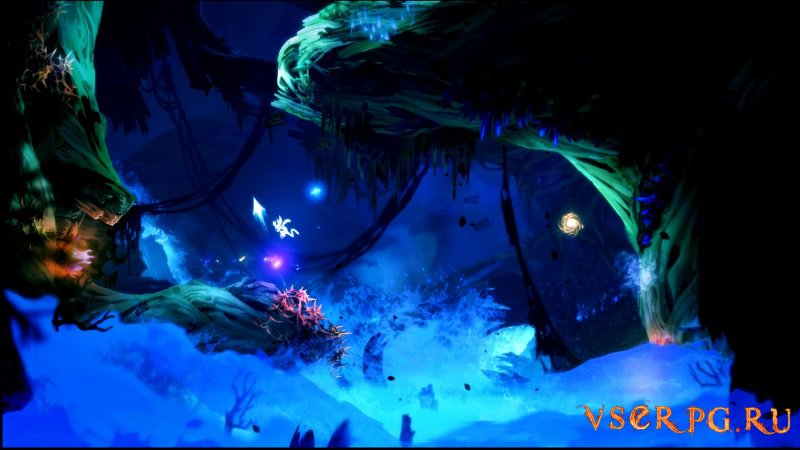 Ori and The Blind Forest screen 1