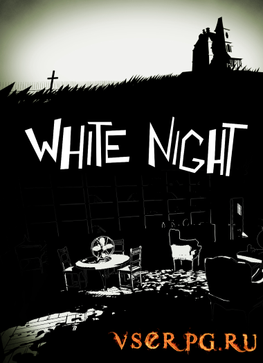 Постер игры White Night