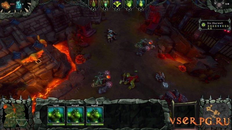 Dungeons 2 screen 1