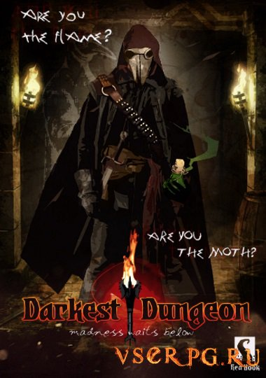 Постер игры Darkest Dungeon