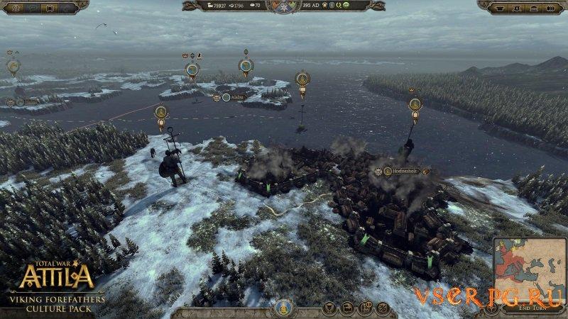 Total War ATTILA screen 3