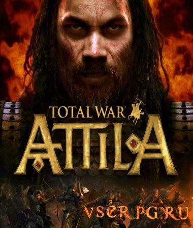 Постер игры Total War ATTILA