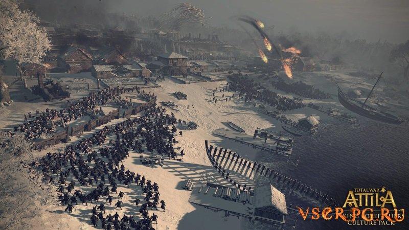 Total War ATTILA screen 1