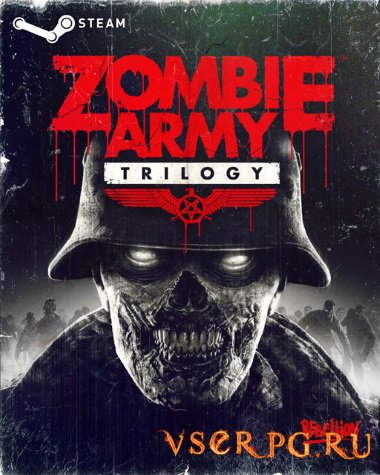 Постер игры Zombie Army Trilogy