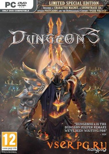 Постер игры Dungeons 2