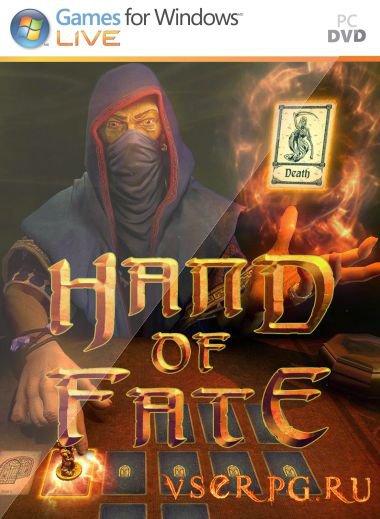 Постер игры Hand of Fate