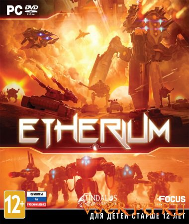 Постер игры Etherium