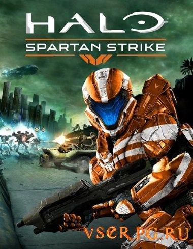 Постер игры Halo: Spartan Strike