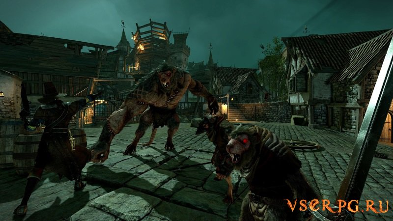 Warhammer End Times Vermintide screen 2