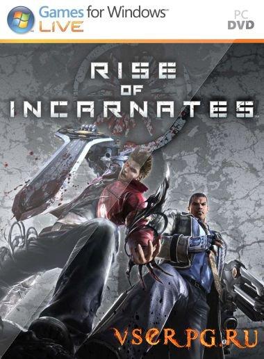 Постер игры Rise of Incarnates