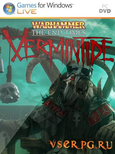 Warhammer the end times vermintide скачать торрент