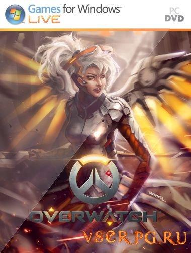 Постер игры Overwatch