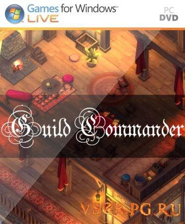 Постер игры Guild Commander