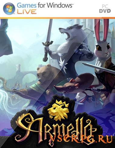 Постер игры Armello