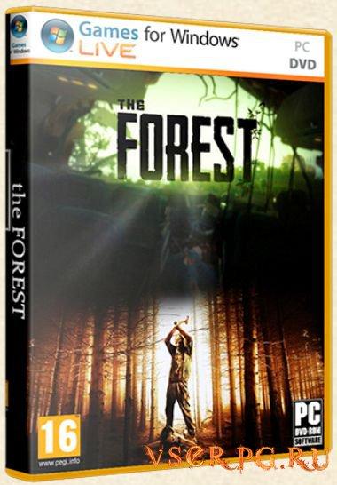 Постер игры The Forest