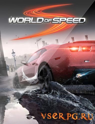 Постер игры World of Speed