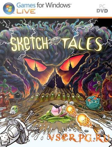 Постер игры Sketch Tales