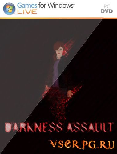 Постер игры Darkness Assault