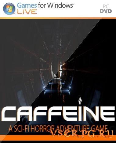 Постер игры Caffeine