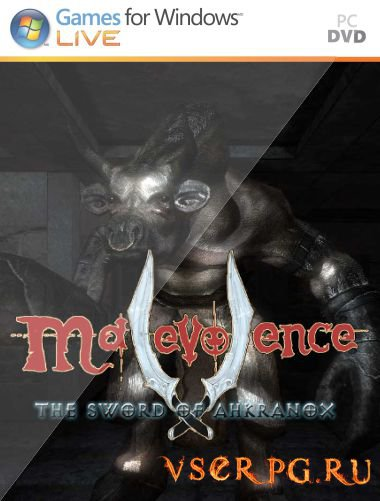 Постер игры Malevolence The Sword of Ahkranox