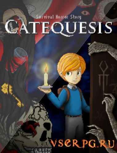 Постер игры Survival Horror Story: Catequesis