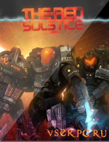 Постер игры The Red Solstice