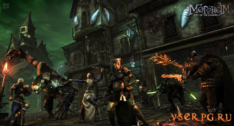 Mordheim: City of the Damned screen 3