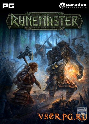 Постер игры Runemaster
