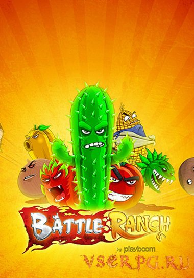 Постер игры Battle Ranch