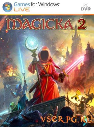 Постер игры Magicka 2 (2015)
