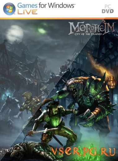 Постер игры Mordheim: City of the Damned