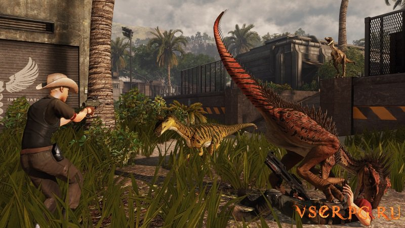 Primal Carnage Extinction screen 1