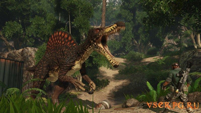 Primal Carnage Extinction screen 2