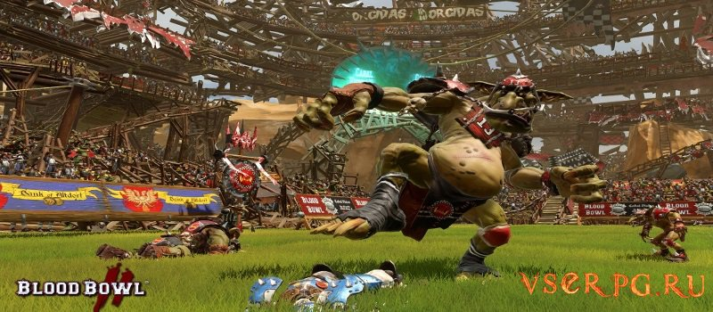 Blood Bowl 2 (2015) screen 2
