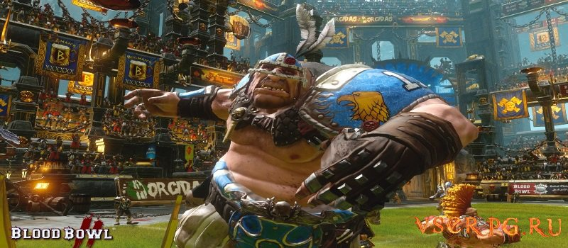 Blood Bowl 2 (2015) screen 3