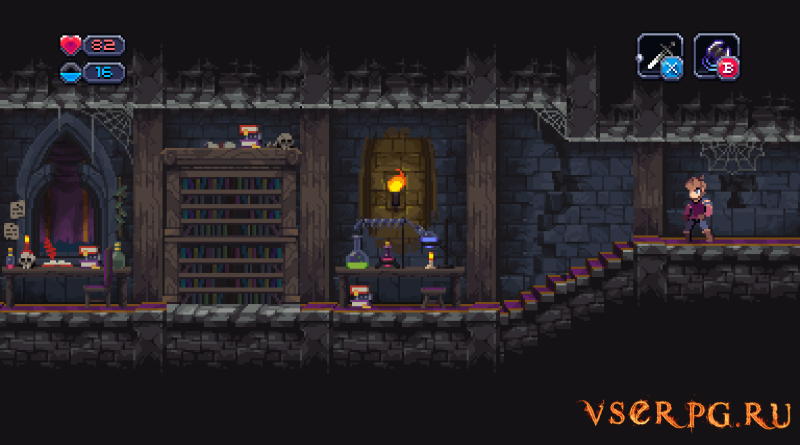 Chasm screen 2