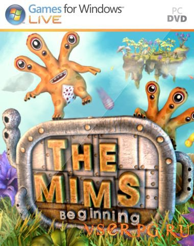 Постер игры The Mims Beginning