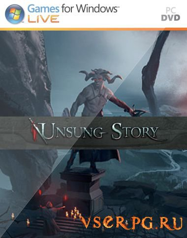 Постер игры Unsung Story Tale of the Guardians