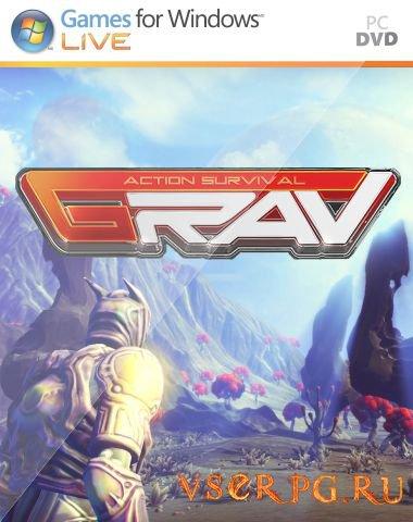 Постер игры GRAV