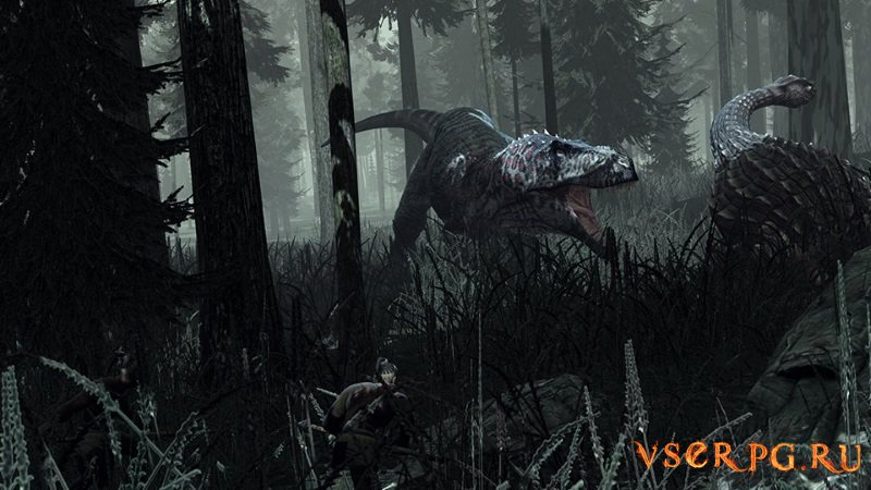 The Stomping Land screen 1
